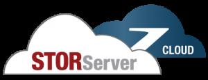 STORServer Cloud Logo Image