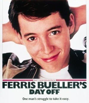 Ferris Bueller's Take on Data Growth