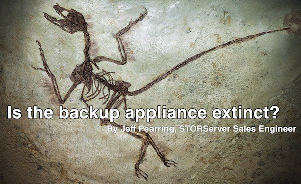 Is the Backup Appliance Extinct?