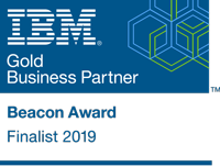 STORServer recognized as IBM Beacon Award Finalist