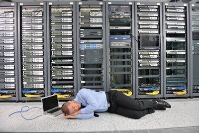 sleepless night disaster recovery testing