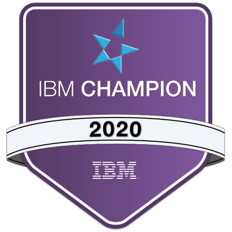 Jeff Pearring IBM Champion 2020